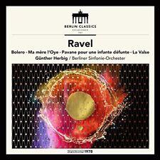 Berliner Sinfonie-Orchester - Ravel: Symphonic Works (Remastered) [CD]