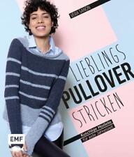 Lieblingspullover stricken von Vera Sanon (2017, Gebundene Ausgabe)