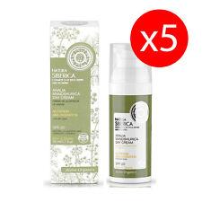 Pack 5 Crème de jour peau sèche nutrition/hydratation 50 ml Natura siberica