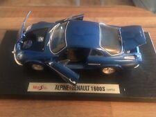 ALPINE RENAULT 1/18 BERLINETTE  1600S   1971
