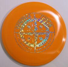 Innova Star Manta 1St Run Proto-Star 178.66g w/Gold-Fractal Hotstamp Midrange