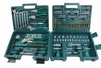 Mannesmann M29086 Werkzeugkoffer Werkzeugkasten Steckschlüssel Set 176 Teilig
