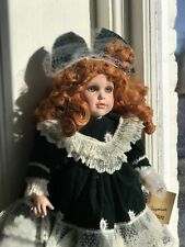Seymour Mann Connoisseur Collection Red Curls Doll