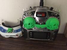 Spektrum DX6 DX7 DX8 DX8-G2 DX9  DX9-Black edition Gimbal Protector Schutz