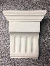 Three Beautiful Art Deco Plaster Air Vent Covers 280mm x 190mm Corbels