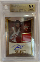 ROOKIE! 2012-13 SELECT JIMMY BUTLER RC JERSEY AUTO!C /399! BGS 9.5/10 🔥