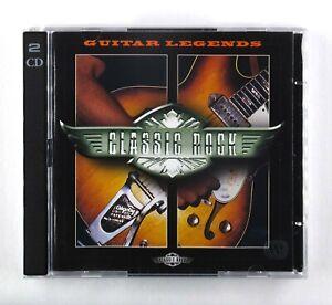 Classic Rock - Guitar Legends - Time Life CD Album - TL 559/25