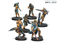 Yu Jing Starter Pack - Brand New & Sealed - Infinity Wargame