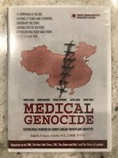 Medical Genocide DVD Hidden Mass Murder In China's Organ Transplant Industry