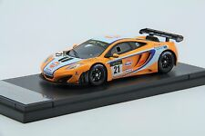1/43 Peako Mclaren MP4-12C GT3 Macau GP 2011 Gulf Free Shipping/ MR BBR