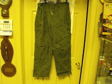 US Military Desert Storm Era Desert Night Camo Trousers,  Size Small / Short