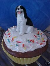 springer  black white cupcake   pupcake see all at ebay store