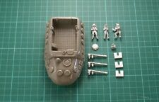 GZG102 Combat car with 4 crew 25mm scale stargrunt