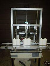 2 Head Pressure Overflow Liquid Filler Filling Machine