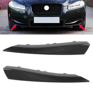 Front Bumper Side Grill Grille Insert Cover Trim fit for Jaguar XF 2012 to 2015