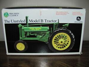 Ertl 1:16 Scale John Deere Unstyled Model B Tractor