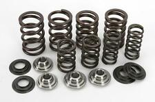 Kibble White Valve Springs/Retainers/Seals Kit Yamaha 03-09 YZ450 03-11 WR450