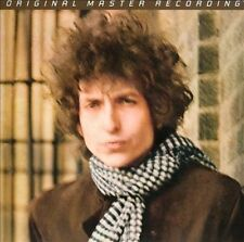 Blonde on Blonde [Digipak] by Bob Dylan (CD, 2013, Mobile Fidelity Sound Lab)