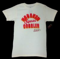 Better Call Saul HOBOKEN SQUAT COBBLER T-Shirt NWT Licensed & Official