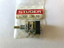 Studer Mischpulte mixing console - potentiometer 1.727.120.02