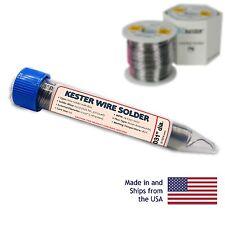 Kester 44 Rosin Core Solder 6337 031 05oz Dispenser Pack