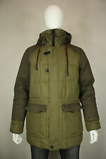Gerry Mountaineering down jacket M new parka ski green coat hooded
