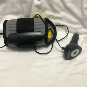 Munchkin Travel Car Portable Baby Bottle Warmer 12 volt Gray  Used.
