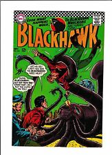 "BLACKHAWK #224  [1966 VG+]  ""THE BLACKHAWK WRECKERS"""
