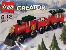 Lego Creator Christmas Train 30543 Polybag BNIP
