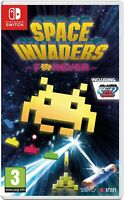 Space Invaders Forever For Nintendo Switch (New & Sealed)