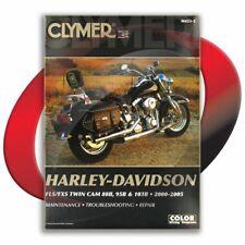 2000-2005 Harley Davidson Flstc/Flstci Heritage Softail Classic Repair Manual