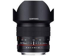 Samyang 10mm F/2.8 Ed as NCS CS Lens Sony E Mount