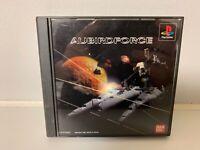 Aubirdforce - PlayStation / PS1 PSX Japan import