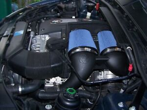 aFe Magnum Force Stage-2 Cold Air Intake for 2007-2010 BMW 135i 335i N54