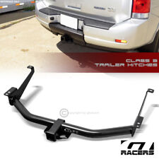 "CLASS 3 TRAILER HITCH RECEIVER REAR BUMPER TOWING 2"" FOR 2004-2014 ARMADA/QX56"