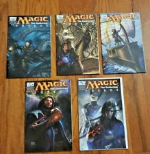 MAGIC THE GATHERING – THEROS #1 – 5 COMPLETE SET – MINT!