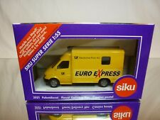 SIKU 2021 MERCEDES BENZ SPRINTER - DEUTSCHE POST AG - 1:55 -  EXCELLENT IN BOX