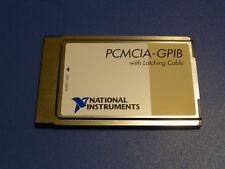 National Instruments Pcmcia Gpib Interface Card 186736c 01