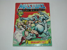 MOTU HE-MAN MASTERS OF THE UNIVERSE MINI COMIC 1983 DRAGON'S GIFT - EN FR
