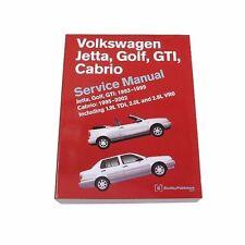 NEW VW Jetta Golf GTI Repair Manual 989 54004 243 Service Manual Replacement