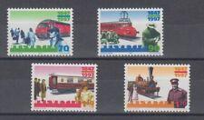 Railway - Locomotives Switzerland 1601 - 4 (MNH)