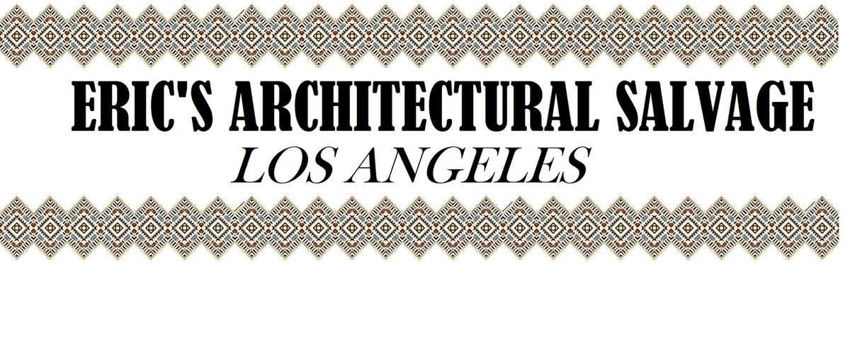 Erics Architectural Salvage LA