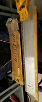 """VTG Disston The Saw most Carpenters Handsaw  28"""" Blade"""