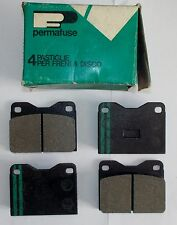 PEUGEOT 304/ PASTIGLIE FRENO ANTERIORI/ FRONT BRAKE PADS