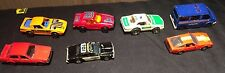 Mercedes 300zx Dodge Ambulance Rx7 Hot Wheels Majorette Alfa Romeo pull back FUN