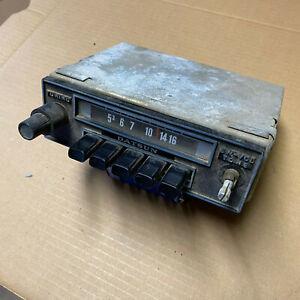 Datsun Hitachi Car Radio Model: TM-701RT. 7 Transistor Vintage Rare