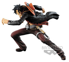 (P) BANPRESTO ONE PIECE ZOUKEI MONOGATARI PORTGAS D ACE PVC FIGURE