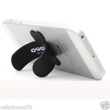 Set of 2,Universal Touch-U Silicone Stand For iPhone Samsung & Other Phones