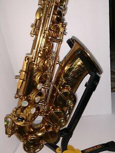 1958 Selmer Mark VI  (one owner)  Excellent alto saxophone