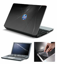 Laptop Skin HP Moon with Screen Guard and Key Board Protector (3in1 Combo) 15.6""